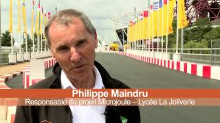 Microjoule GNV au Shell Eco Marathon 2016 : revivez le record en images