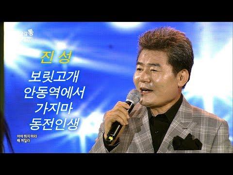 진성 - 보릿고개/안동역에서/가지마/동전인생 (Jin Sung) 순천 월등복숭아축제 2018