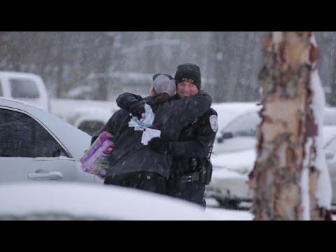 Како полицијата на Мичиген ги изненади возачите за Нова Година?