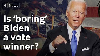 US Election: Will Biden's steady approach sway swing state voters from Trump?