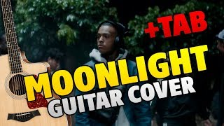 XXXTentacion - Moonlight (Fingerstyle Guitar Cover With Tabs)