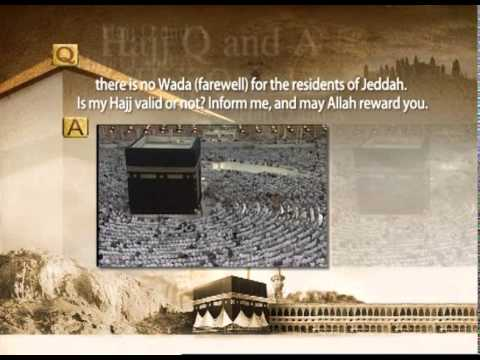 Hajj Q and A 10