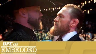 UFC 246: Embedded - Episódio 4