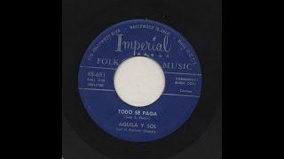 Aquila Y Sol - Todo Se Paga - Imperial 651-b