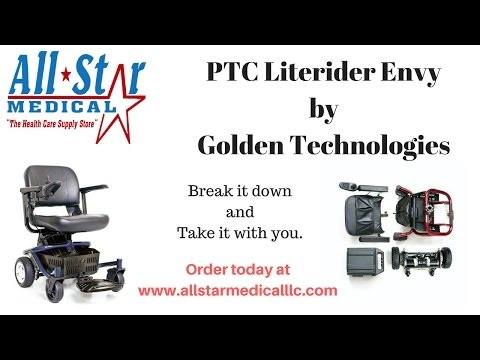PTC Literider by Golden Technologies