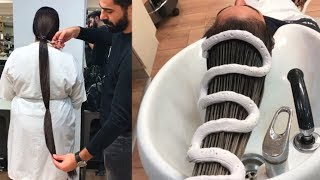 New Hairstyles Tutorials 2018 ♥ Amazing Hair Transformation by Professional