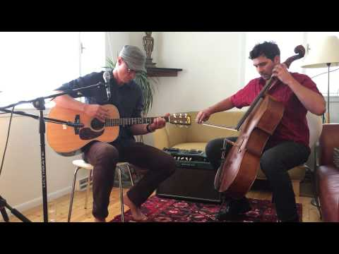 "Paul plays ""Love To Love You"" with Jesse on Cello"
