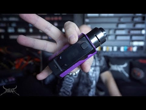 video Ijoy Captain X3 Triple 20700 324w Starter Kit