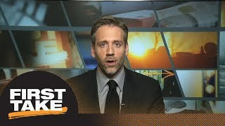Max goes off about Cavaliers: They can't beat good teams | First Take | ESPN