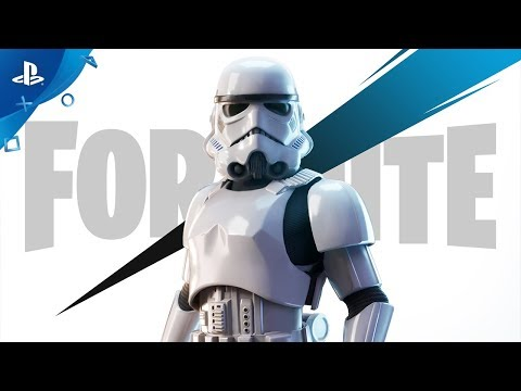 Imperial Stormtrooper reveal