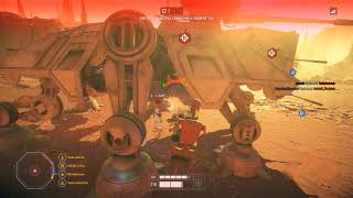 Star Wars Battlefront 2 - New Years Event: Power! Unlimited Power! Gameplay #2