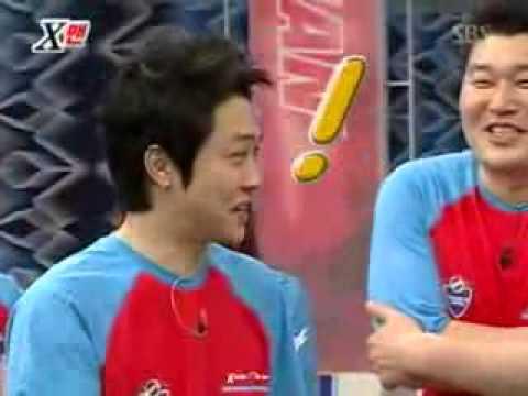Xman Dangyunhaji   Lee Sung Jin vs Kyung Sang & Bada