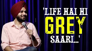 Jaspreet Singh on Fans, Followers and Mobs – Punit Pania (Stand Up Comedy)