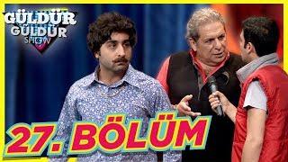 Güldür Güldür Show 27. Bölüm Tek Parça Full HD
