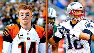 DP Show Debate - Andy Dalton or Tom Brady: Who Ya Got, Patriots?   The Dan Patrick Show   2/17/20