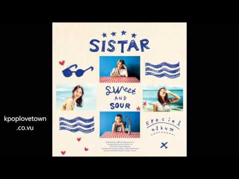 SISTAR - I Swear Audio