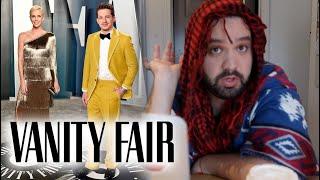 VANITY FAIR Oscar Party 2020: Mejores y PEORES vestidos!! | gwabir