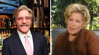 Bette Midler Accused Geraldo Rivera of Sexual Assault in 1991 -- Watch