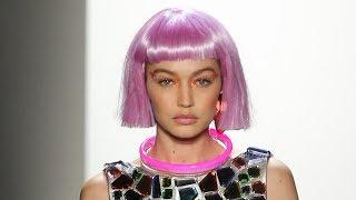 "Gigi Hadid SLAMS Body Shamers Who Called Her ""Too Skinny"" At NYFW"