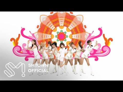 Girls' Generation 소녀시대 '비주얼 드림 (POP! POP!) MV