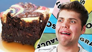 Can This Chef Hide A Mystery Ingredient in Brownies? • Tasty