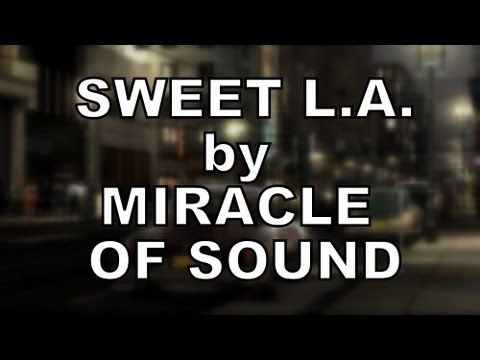 SWEET L.A. - L.A. NOIRE SONG by Miracle Of Sound