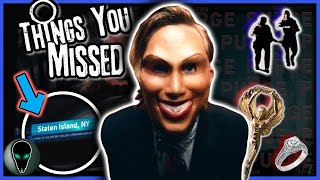 18 Things You Missed™ in The Purge (2013)