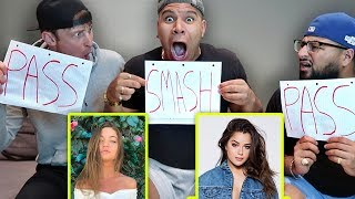 SMASH OR PASS!! (YOUTUBERS EDITION)