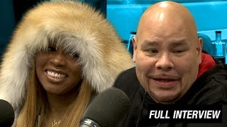 Fat Joe and Remy Ma FULL Interview  at The Breakfast Club Power 105.1 (03/04/2016)
