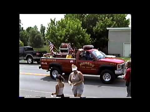 Mooers Bicentennial Parade  7-18-04