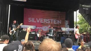 Smile In Your Sleep - Silverstein Warped Tour 2017 Salem, OR