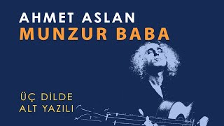 Ahmet Aslan - Ahmet Aslan MUNZUR BABA ODTÜ ANKARA 22.11.2016