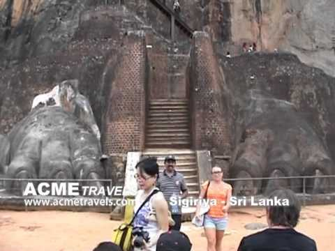 Sigiriya Sri Lanka Acme Travels