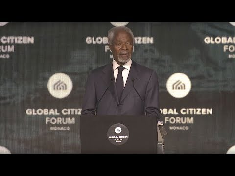 Global Citizen Forum Monaco
