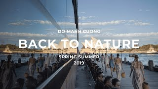 Do Manh Cuong | Spring Summer 2019 | Back to Nature | Full show