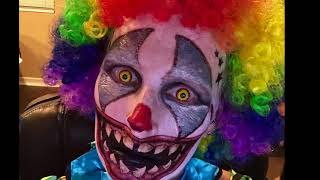 Clown Makeup Tutorial Drive Thru Pranks  MUST SEE