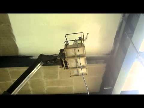 Примеры нанесения Изоллата с помощью окрасочного аппарата