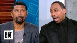 Stephen A. and Jalen Rose's LeBron-Durant debate turns into Cowboys trash talk   Get Up!