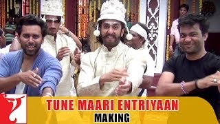 Making Of The Song - Tune Maari Entriyaan | Gunday | Ranveer Singh | Arjun Kapoor | Priyanka Chopra