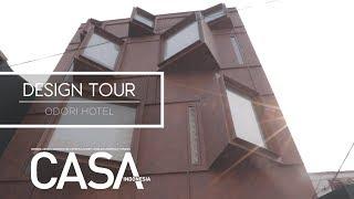 [CASA Indonesia Design Tour] Odori Hotel by Nimara Architects