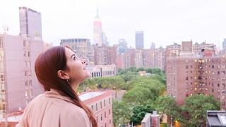 New York Vlog: Evim, Okulum, Arkadaşlarım | Ece Targıt