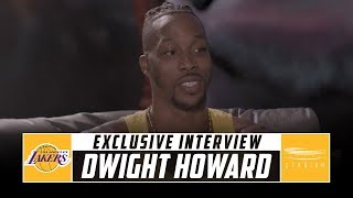 Dwight Howard Sits Down With Shams Charania to Discuss His Return to the Lakers | Stadium