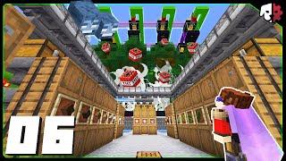 MAX INDUSTRY GO! | HermitCraft 8 | Ep 06