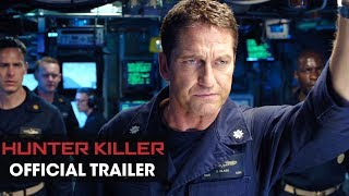 Hunter Killer (2018 Movie) Offic HD