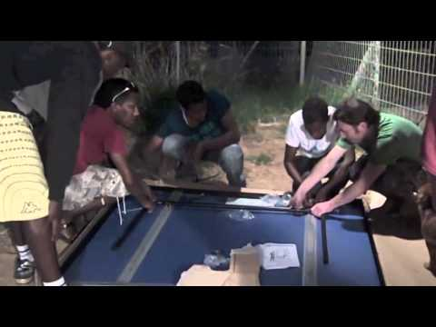 Open Space: The Development a Youth Center Program