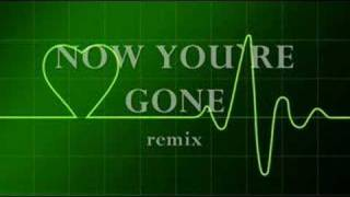 NOW YOU`RE GONE REMIX