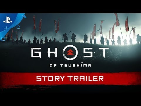 Ghost of Tsushima | Historietrailer | PS4