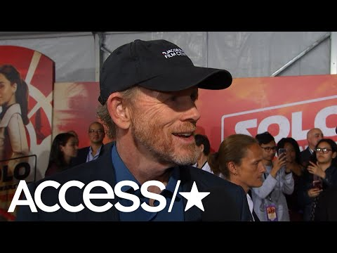 'Solo: A Star Wars Story': Ron Howard Excited To Tell The Epic Story Of Young Han Solo | Access