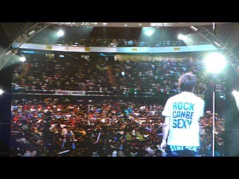 五月天台北DNA創造演唱會20090926 - 垃圾車 + 甜蜜蜜