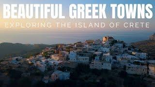BEAUTIFUL GREECE: EXPLORING EAST CRETE || TRAVEL GREECE